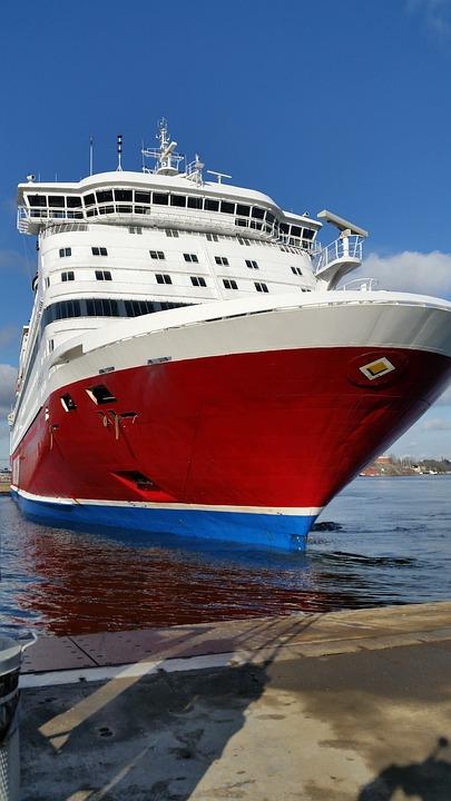Ships, Port, Ship, Boat