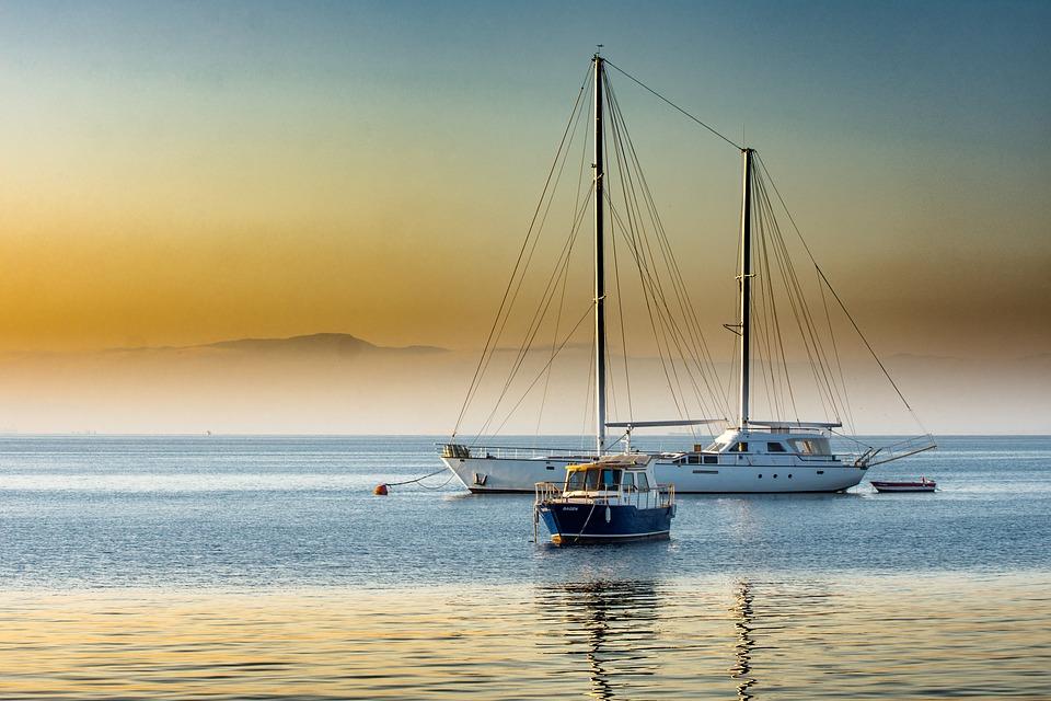 Boats, Yacht, Ship, Water, Sea, Marina, Travel, Ocean