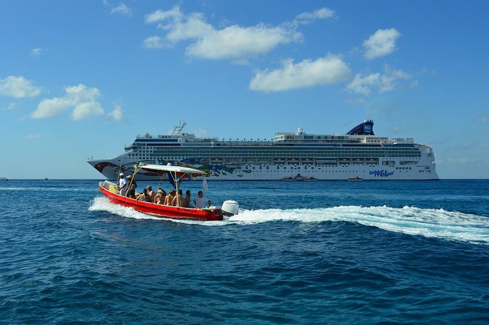 Boat, Ship, Mar, Trip