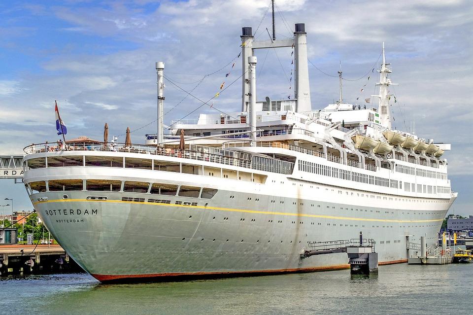 Vessel, Boat, Ship, Harbour, Port, Marine, Rotterdam