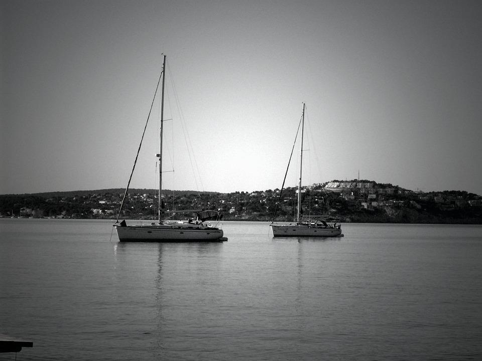 Boats, Mediterranean, Port, Water, Holiday, Sea, Ship