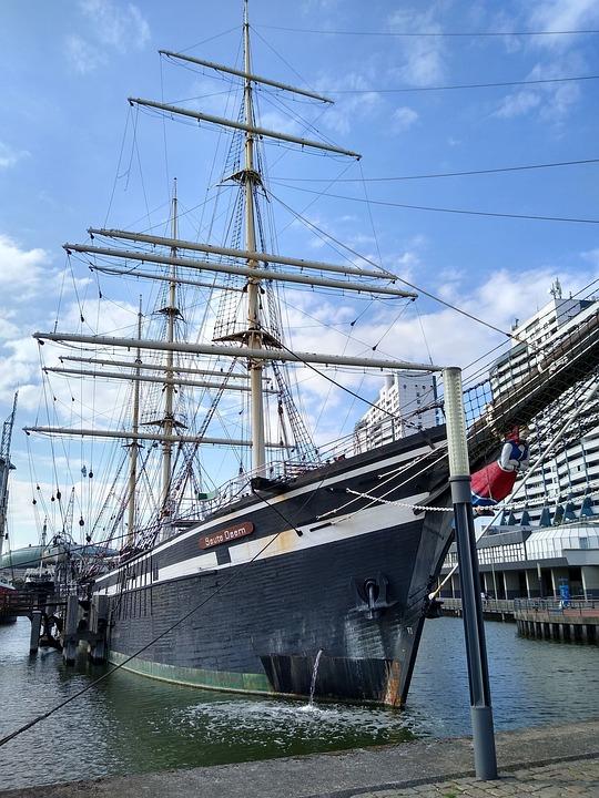 Ship, Dock, Harbor, Shipment, Shipping, Maritime, Boat