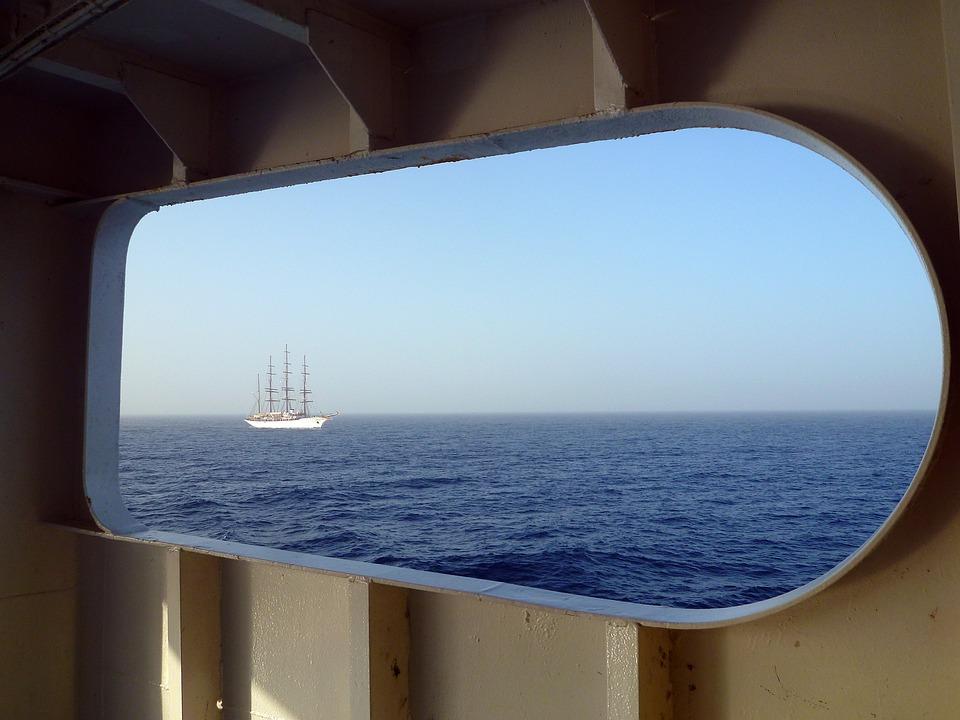 Sea, Shipping, Yacht, Ships, Sailing Boat, Greece