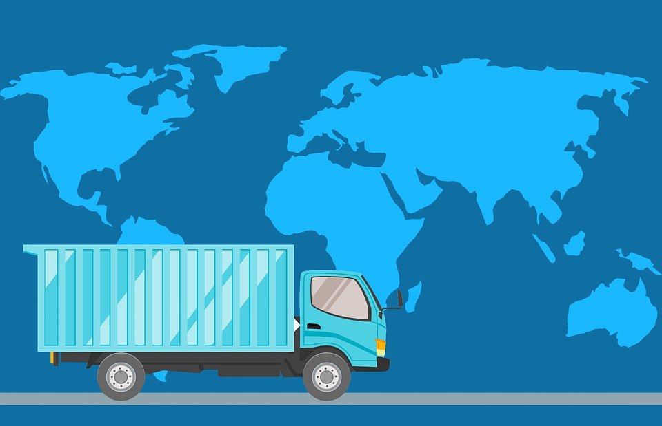 Service, Delivery, Tracking, Logistic, Shipping