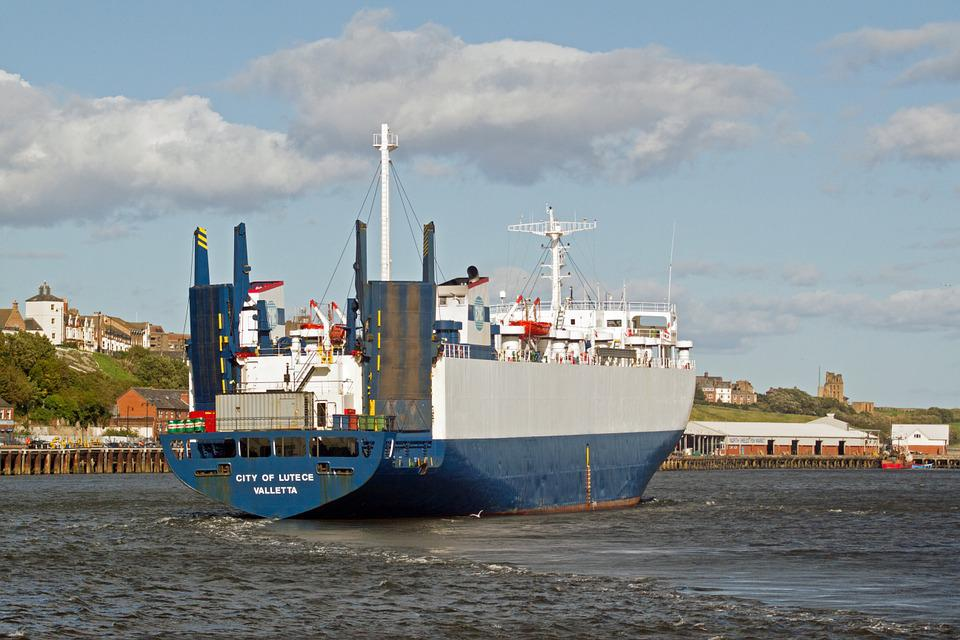 Shipping, Tyne, Car Carrier