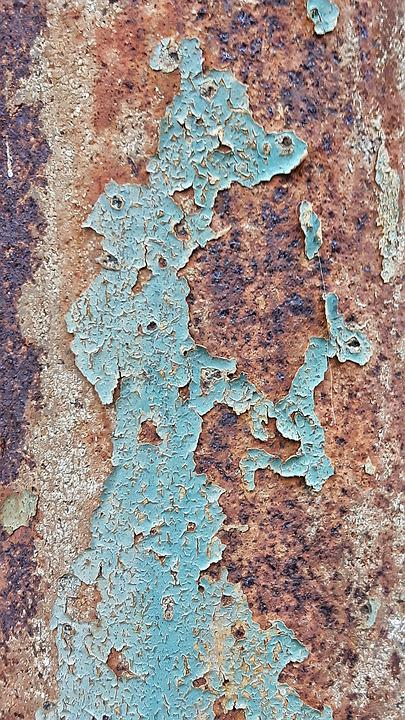 Iron, Texture, Paint, Rust, Ships, Color
