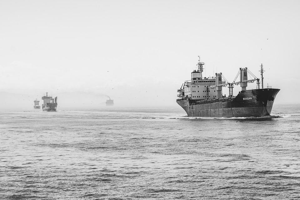 Ships, Ocean, Sea, Vessels, Container Ships