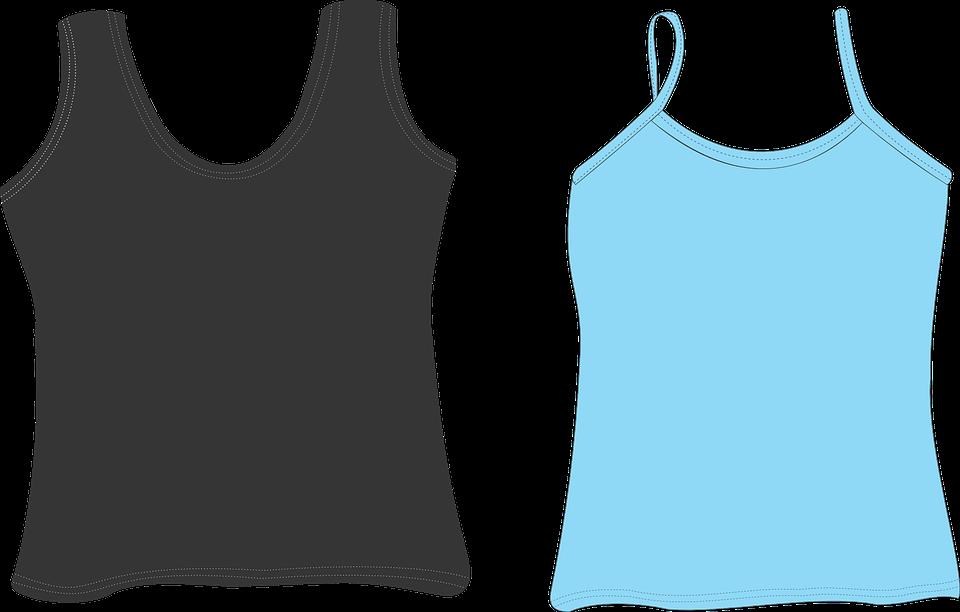 Undershirt, Vest, Shirt, Clothing