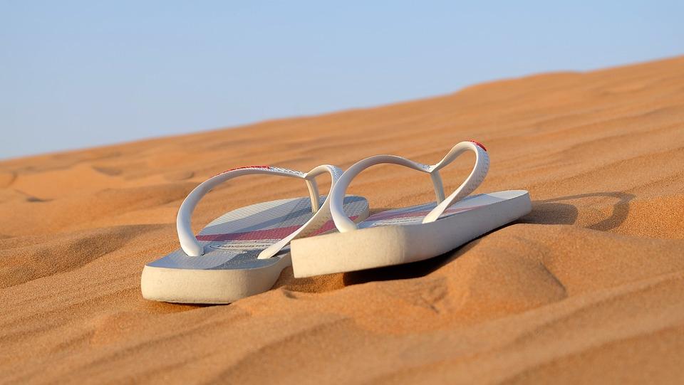 Sandals, Flip-flops, Footwear, Beach, Shoes, Leisure