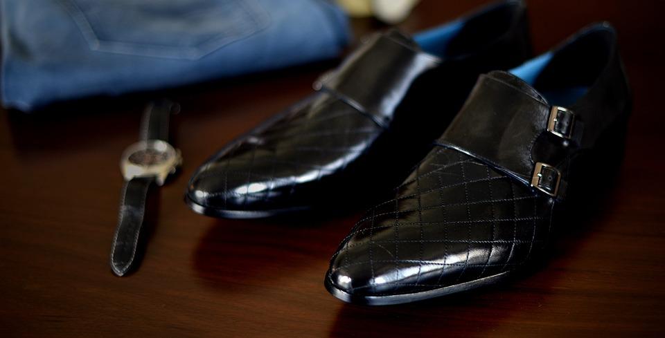 Shoes, Dark, Dress, Dressing, Footwear, Black, Man