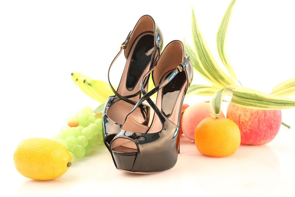 Shoes, High Heels, Shoe