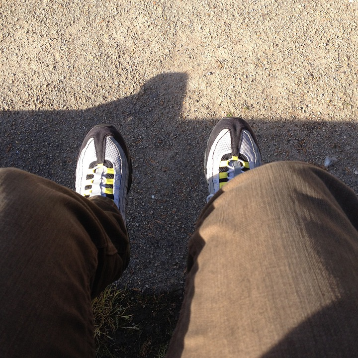 Feet, Legs, Shoes, Perspective, Lifestyle, Training