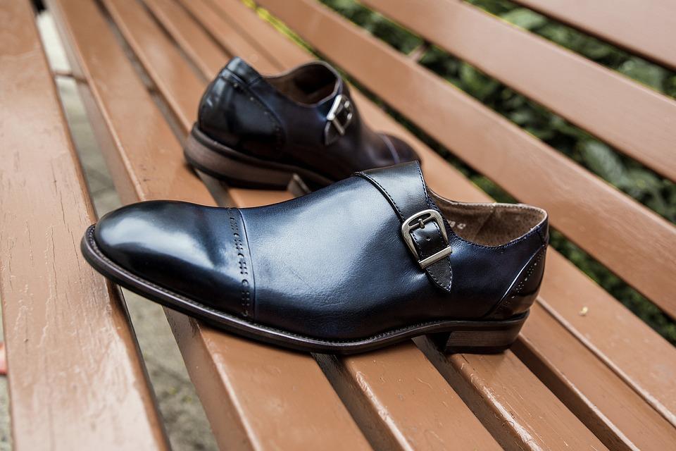 Shoes Men, Shoe, Shine Monstrap