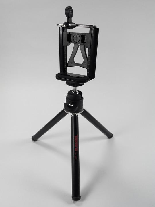 Camera, Tripod, Photograph, Shoot