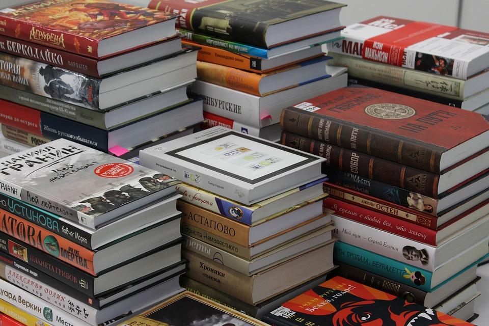 Books, Book, Shop, Bestseller, Classic, Novelties