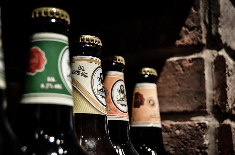 Beer, The Bottle, Wine, Shop, Alcohol, Bottle Caps