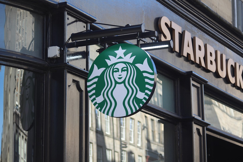 Starbucks, Coffee, Drink, Cafe, Shop, Espresso