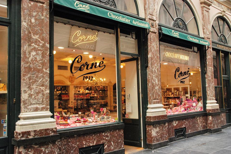 Chocolate, Chocolaterie, Shop, Luxury, Chic, Gallery