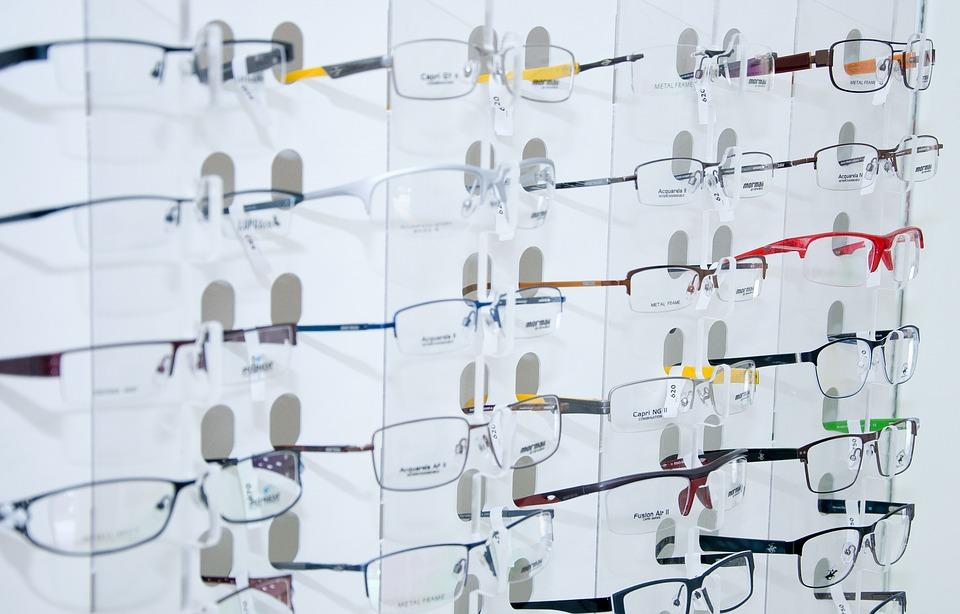 Display, Store, Eye, Shopping, Shop Eyeglasses