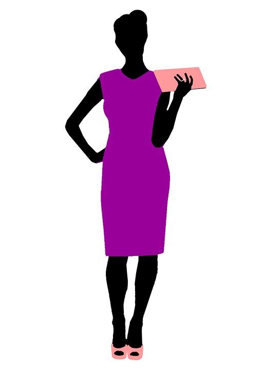 Woman, Purse, Heel, Ring, Pose, Model, Shop, Party