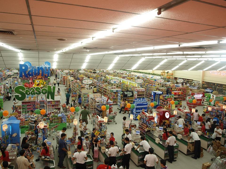Grocery, Store, Market, Supermarket, Retail, Shop