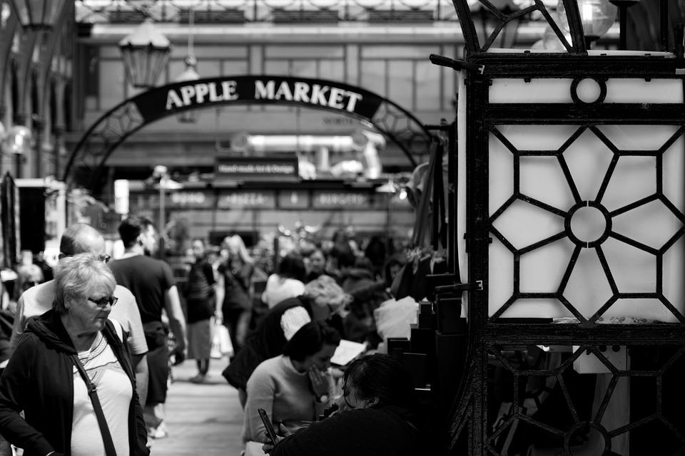 Covent Garden, Holborn, London, Shopping, City