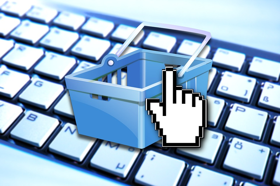 E Commerce, Shopping Basket, Shopping, Business, Shop