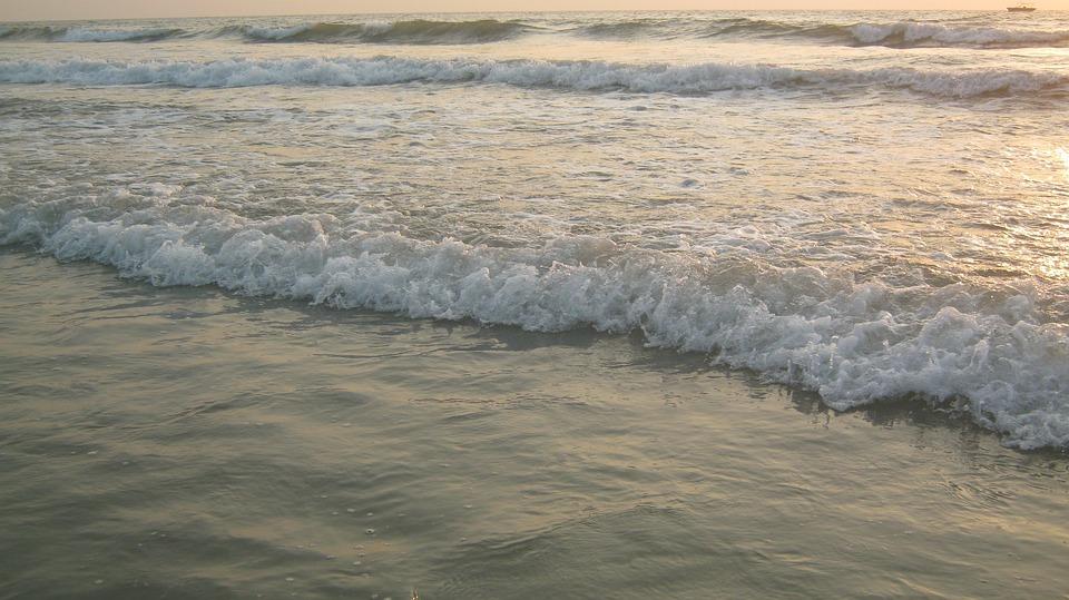 Shore, Sand, River, Ocean, Vacation, Coast, Nature