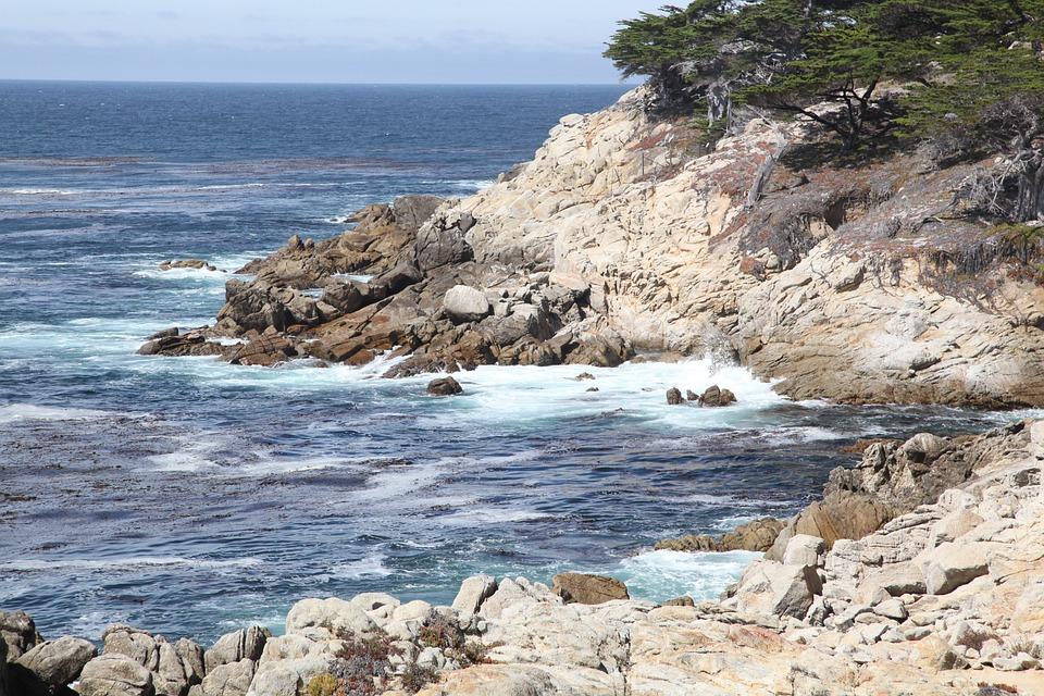 Shoreline, Sea, Ocean, Water, Coast, Nature, Coastline