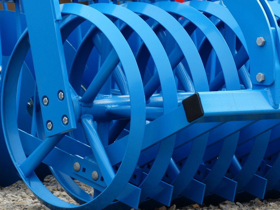 Short Disc Harrow, Harrow, Short Slices, Device