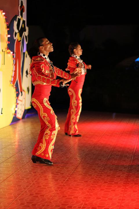 Show, Arena Blanca, Dance, Man