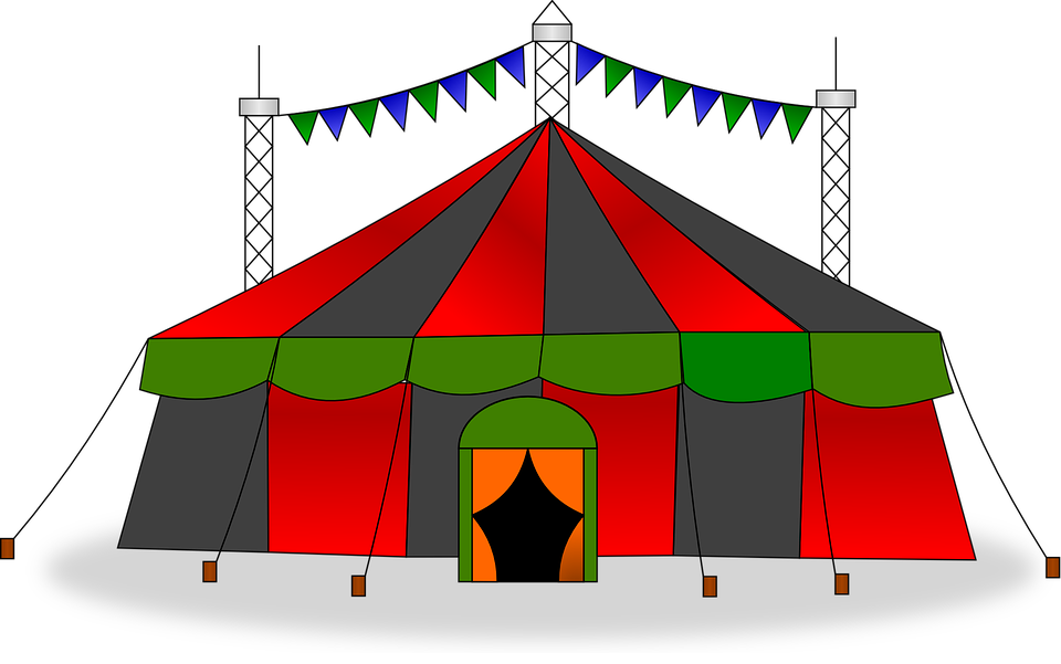 Circus Tent Big Top Show Stripes Carnival  sc 1 st  Max Pixel & Free photo Show Circus Tent Stripes Carnival Big Top - Max Pixel
