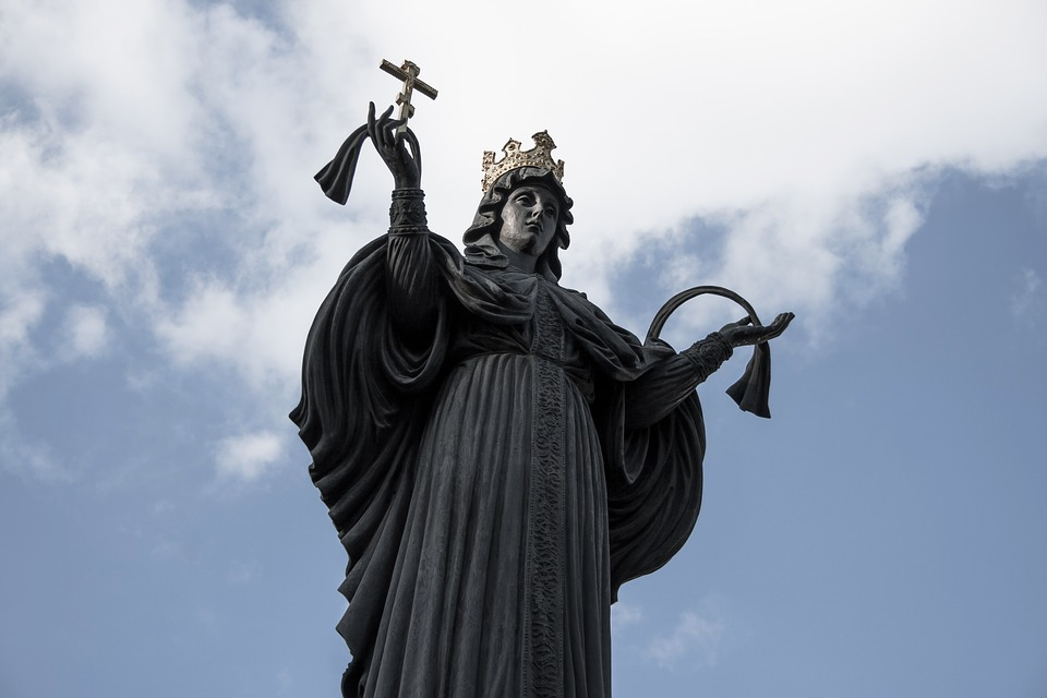 Krasnodar, St Catherine, Monument, Showplace
