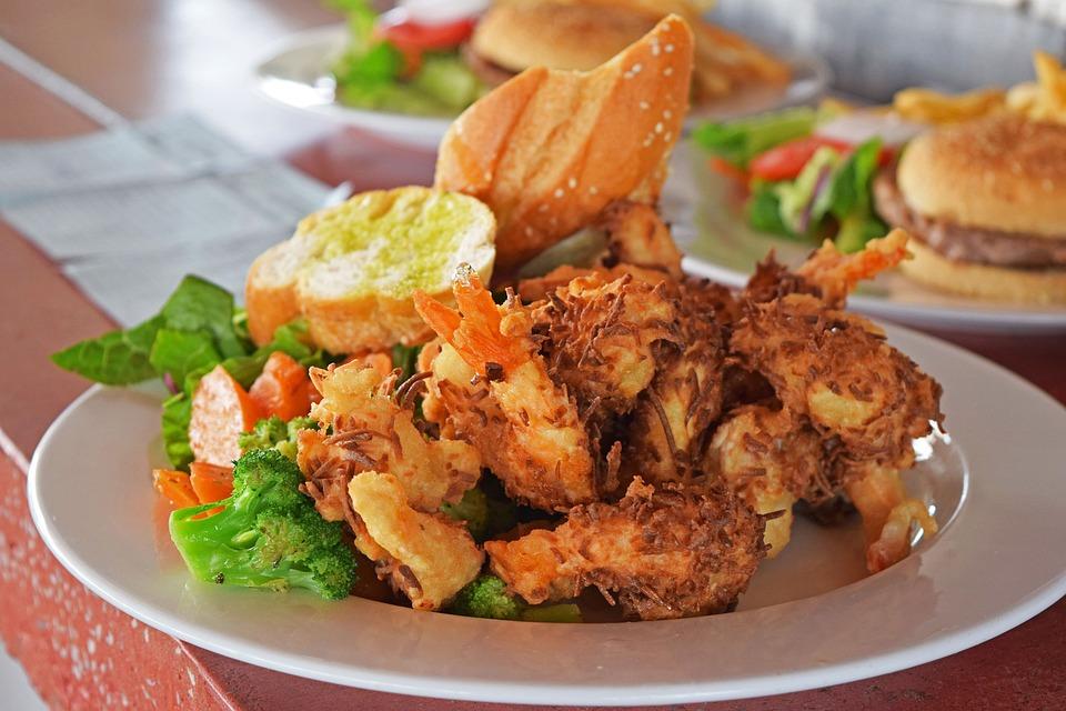 Shrimp, Kitchen, Food, Seafood, Restaurant, Gourmet
