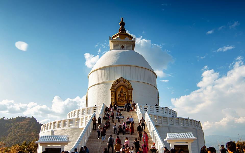 Temple, Shrine, Travel