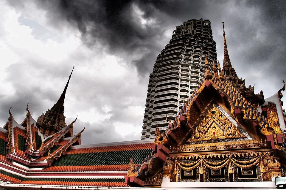 Bangkok, Thailand, Siam