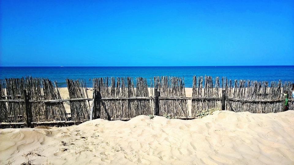 Sicily, Beach, Sea