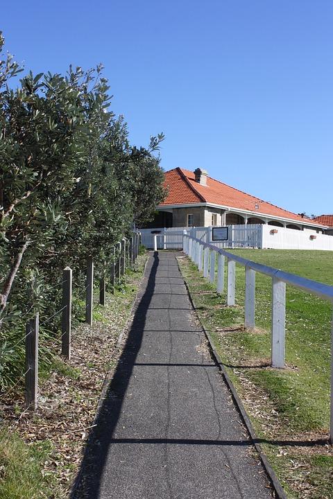 Walk Path, Side Walk, View, Path, Walk