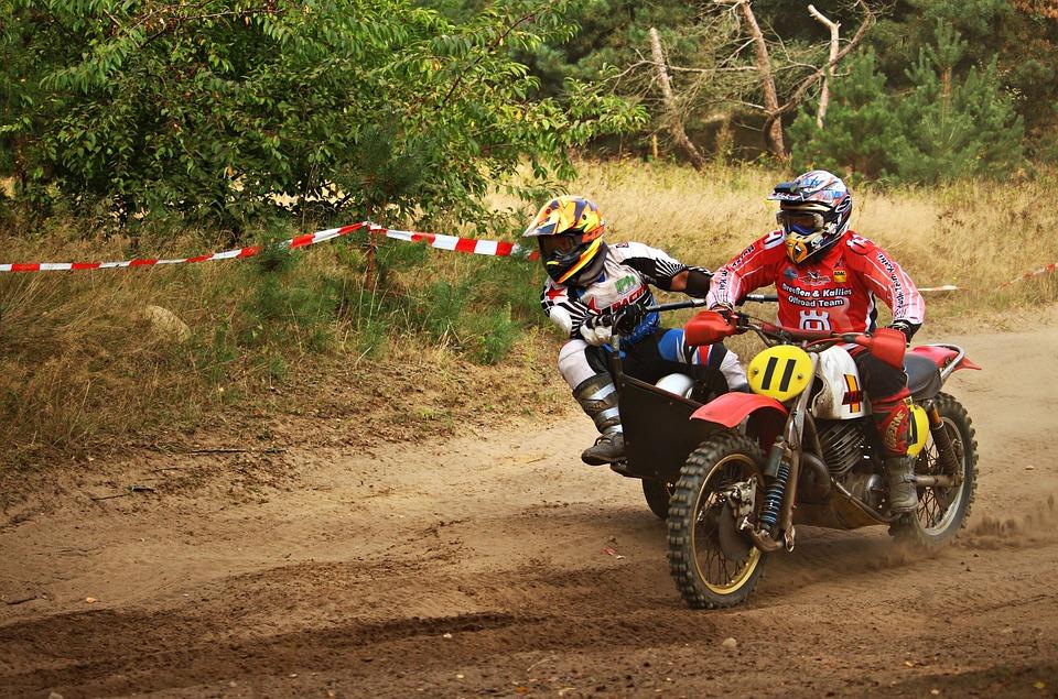 Sidecar, Enduro, Cross, Motocross, Motorsport