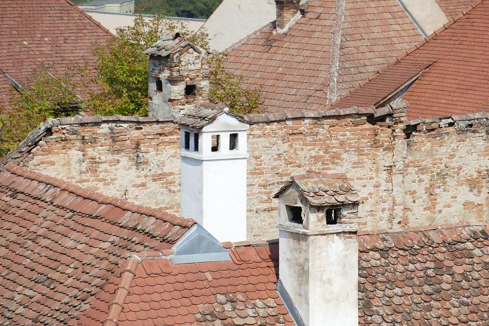 Sighisoara, Romania, Transylvania, Historic Center