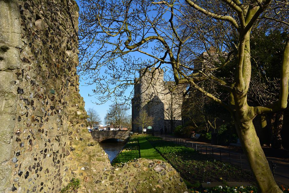 England, Canterbury, Gelding, Sights, Historical