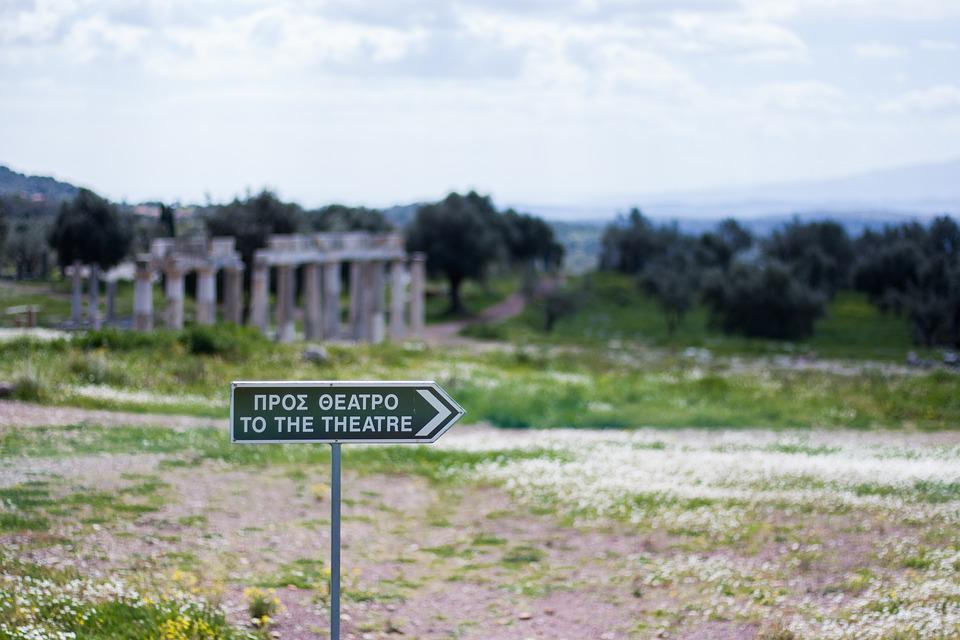 Ancient, Sightseeing, Greek, Greece, Landmark, Travel