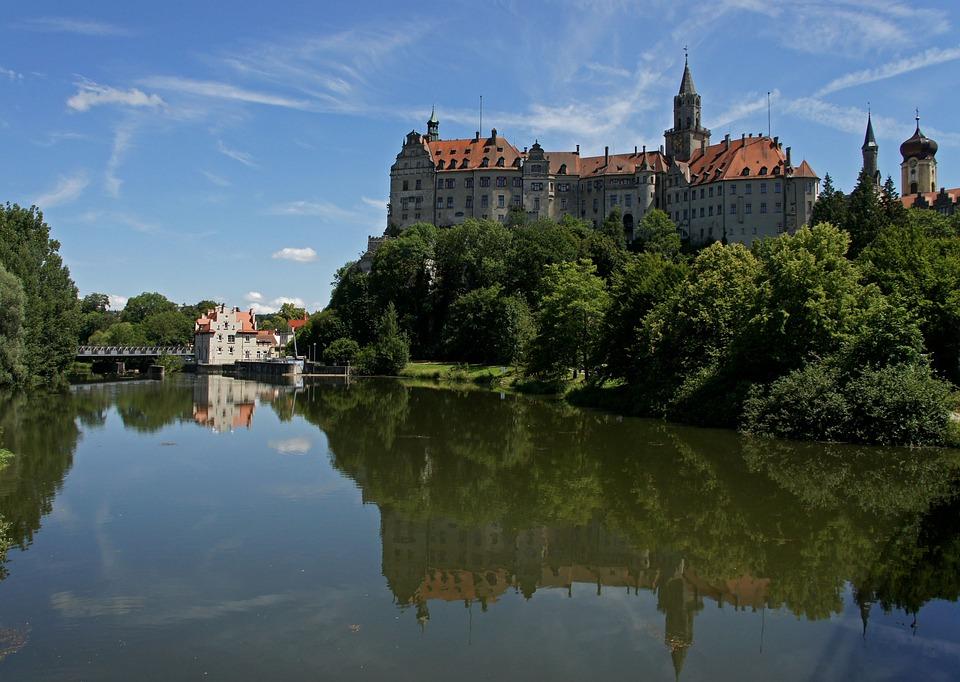 Sigma Wrestle Castle, Danube, Castle