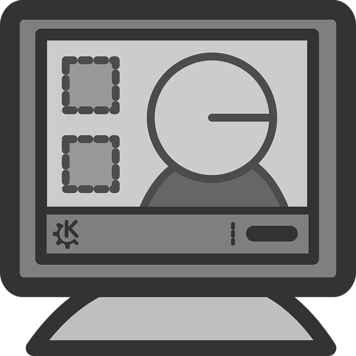 Computer, Screen, Edit, Icon, Sign, Symbol