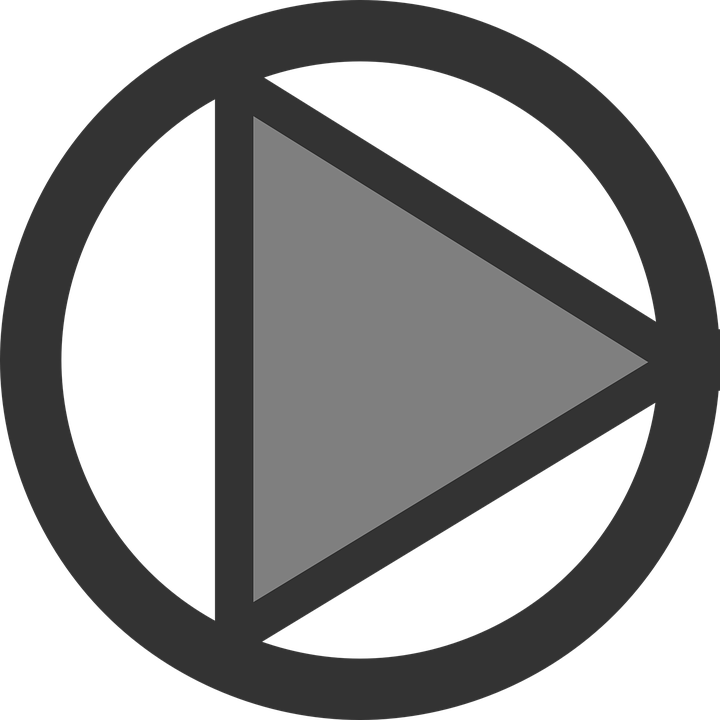 Play, Forward, Player, Media, Icon, Symbol, Sign