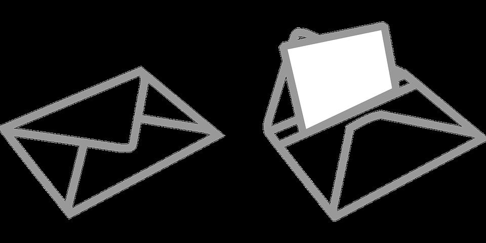 Mail, Envelope, Letter, Message, Symbol, Icon, Sign