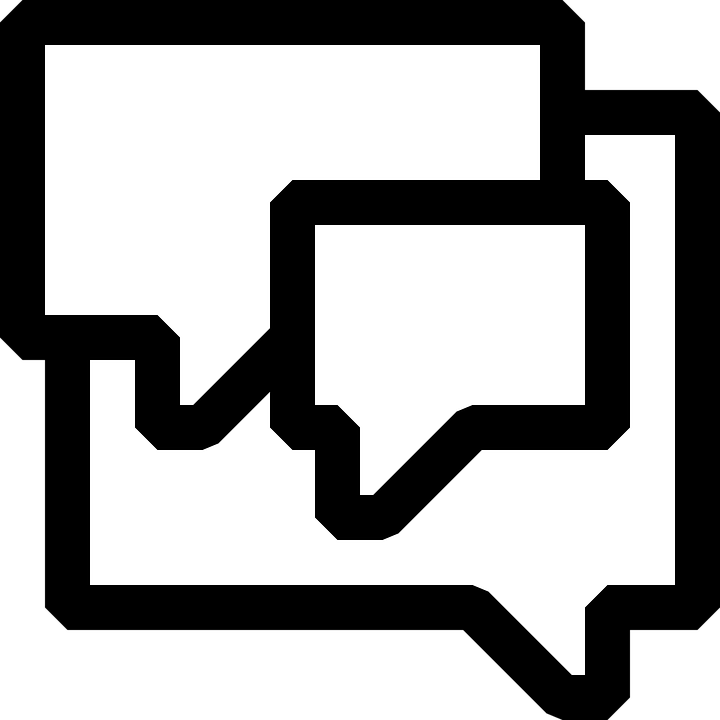 Text, Balloons, Message, Speech, Symbol, Sign, Icon