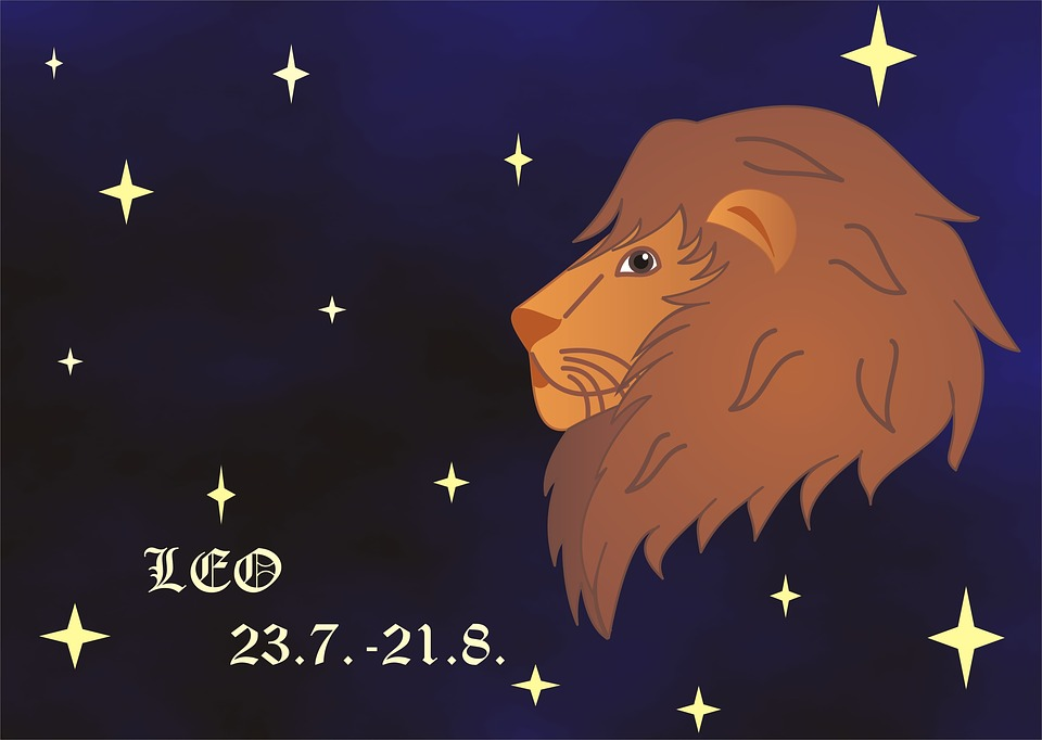 Horoscope, Sign, Zodiac, Sign Of The Zodiac, The Lion