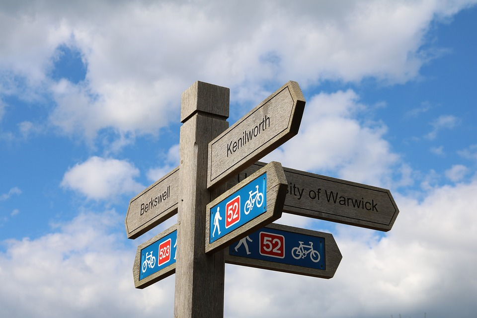 free photo sign post sign post sky signpost way direction max pixel