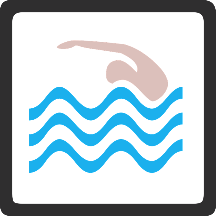 Swimming, Pool, Swimming Pool, Sign, Available, Signage